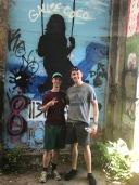 Boys grafiti