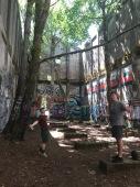 Boys mill