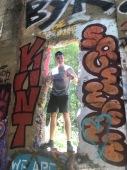James graffiti