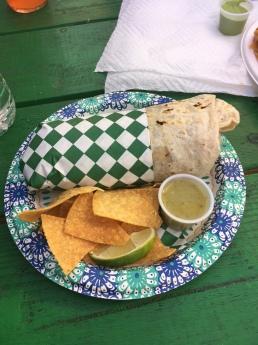 Sean's Burrito