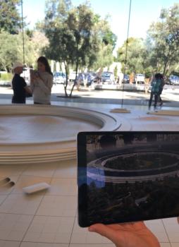 Apple Park 3D model