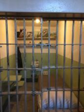 Cell at Alcatraz