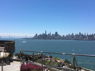 View of SF from Alcatraz