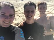 Surfing selfie 2