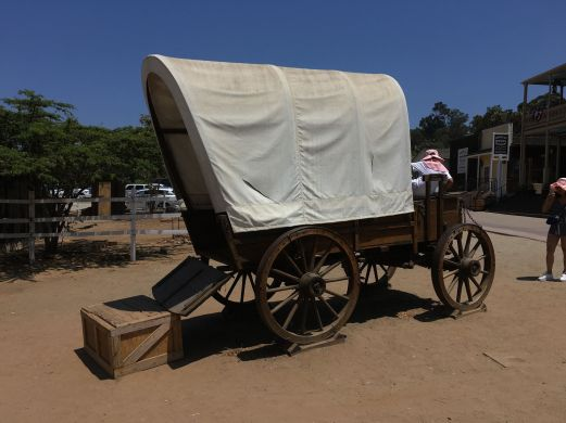 Wagon Old Town